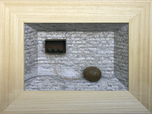 Crypte barbare avec dispositif confusionnel