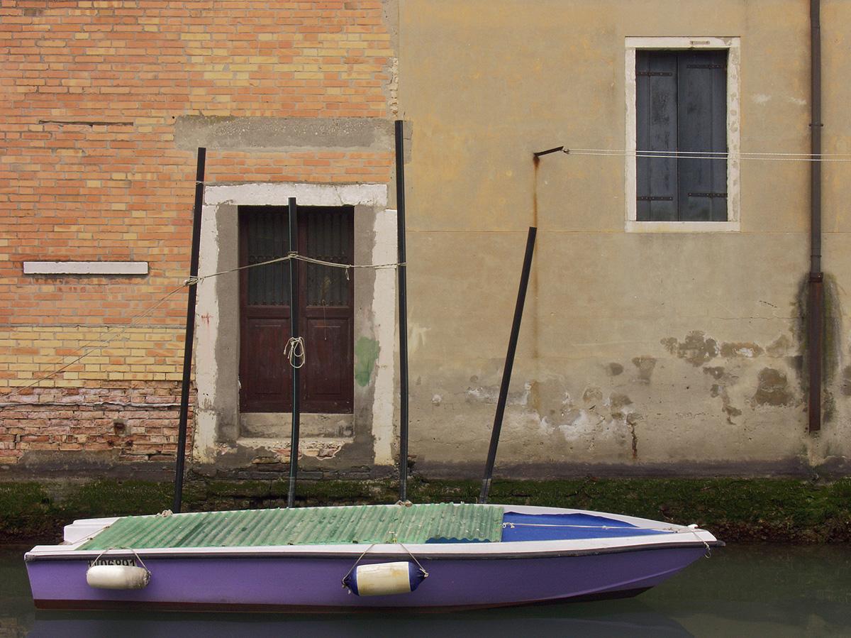 Barque mauve