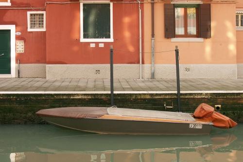 Barque brune