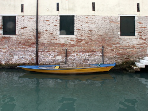 Barque escalier
