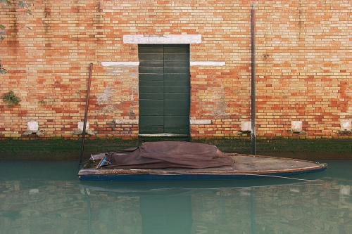 Barque pourrie