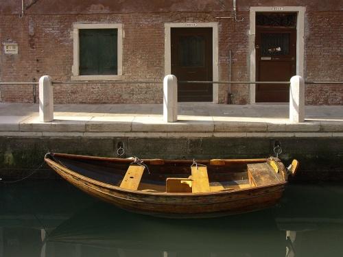 Barque ronde
