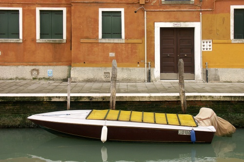 Barque soignée
