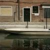 Barque blanche à Posto