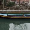 Barque de chantier