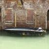 Barque à la ponceuse